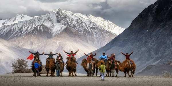 IRCTC launched a special Leh-Ladakh tour package