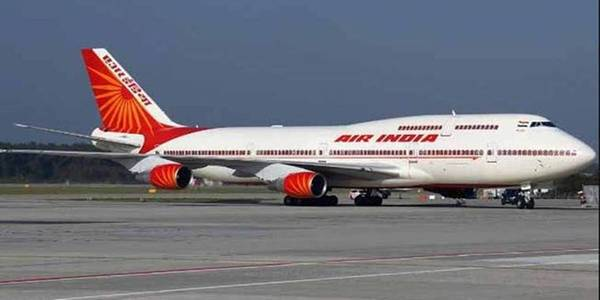 Air India Express flight to Sharjah turns back after take-off
