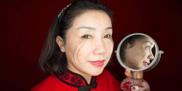 Woman breaks own Guinness World Record for longest eyelash