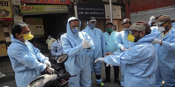 55 cases of Coronavirus stirred up