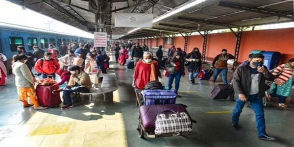 Railways to operate festive special train across the country from Today